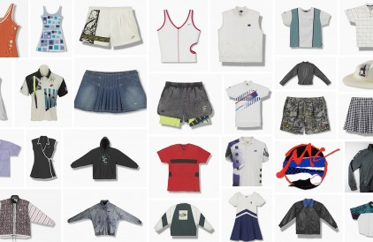 The History of Nike Tennis