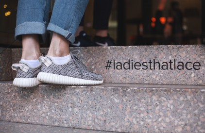 size? for women Launch Event – Street Style