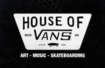 House of Vans is coming to Manchester