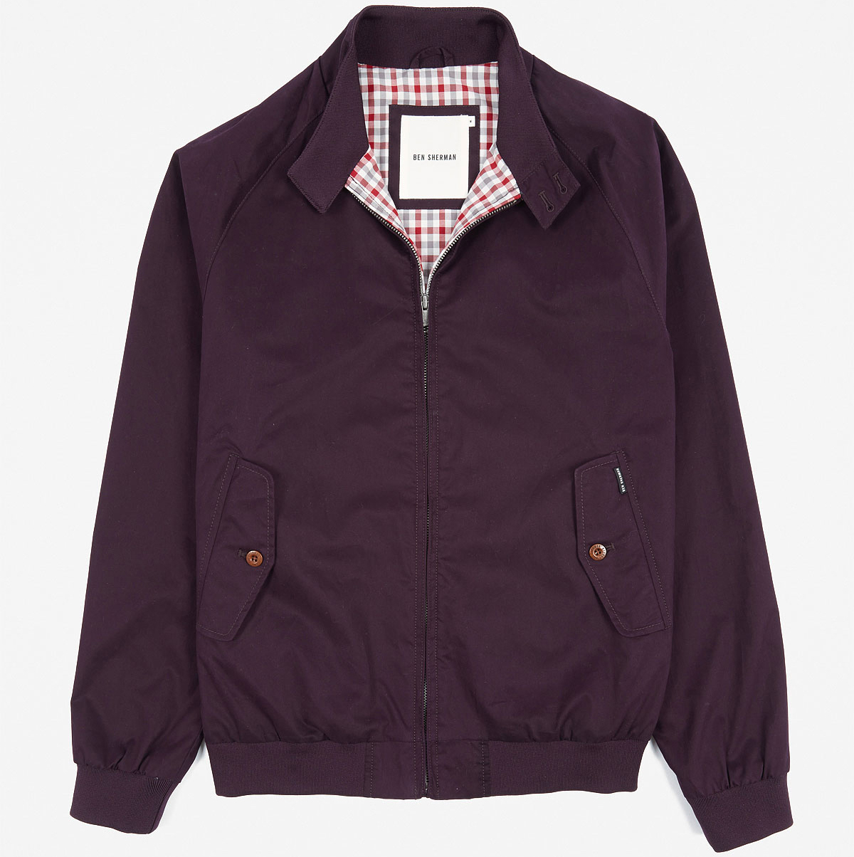 Ben Sherman Autumn/Winter 2015 Jacket Collection