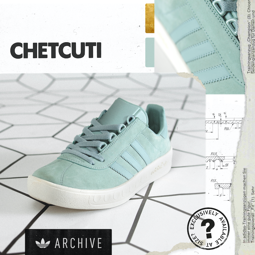 adidas Originals Archive Chetcuti – size? Exclusive