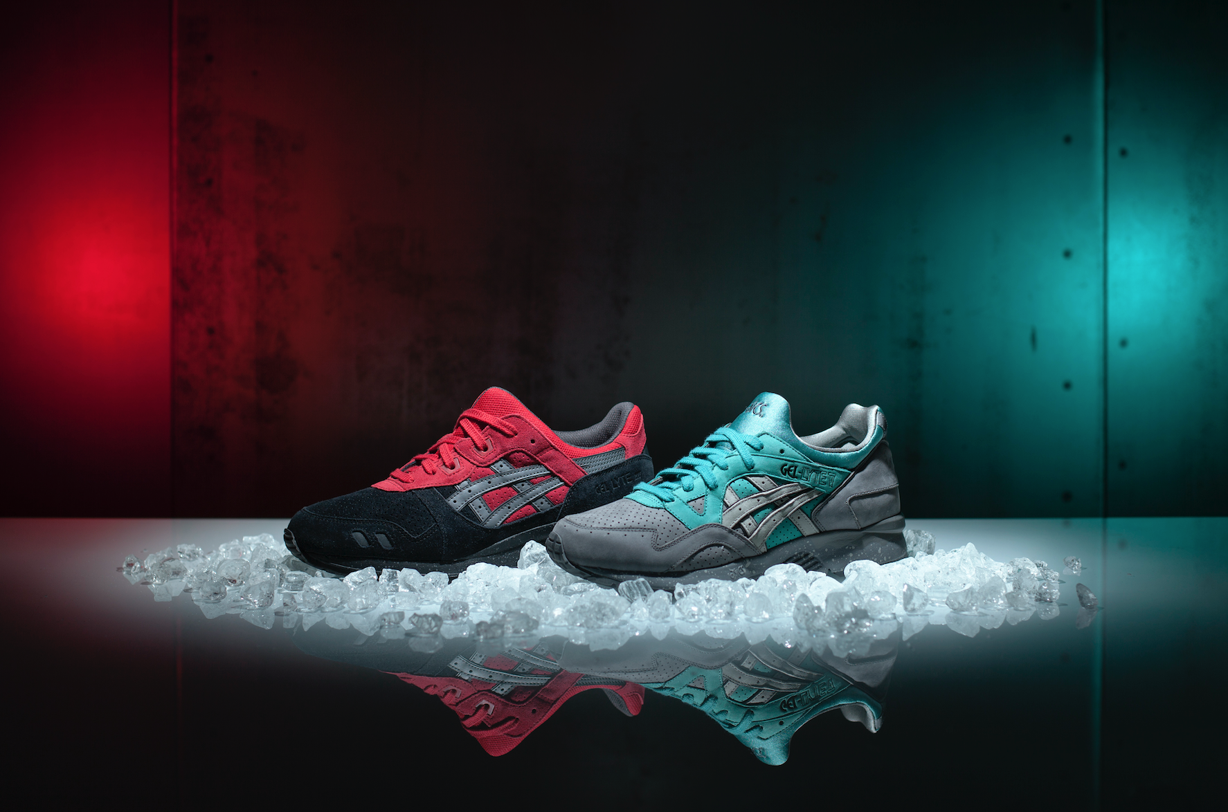 ASICS Tiger GEL-LYTE 'Christmas Pack'