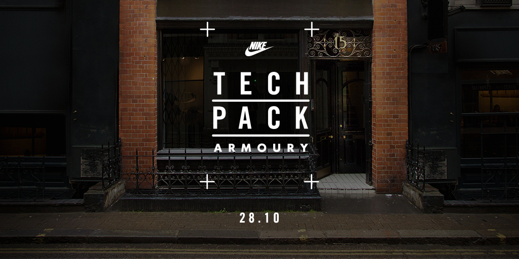 The Nike Tech Pack Armoury