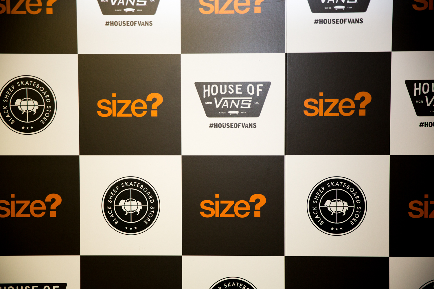 House of Vans Manchester Launch Event