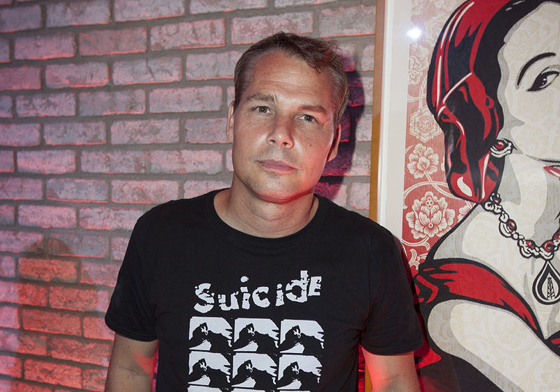 Shepard Fairey 'On Our Hands' Interview via DETAILS.