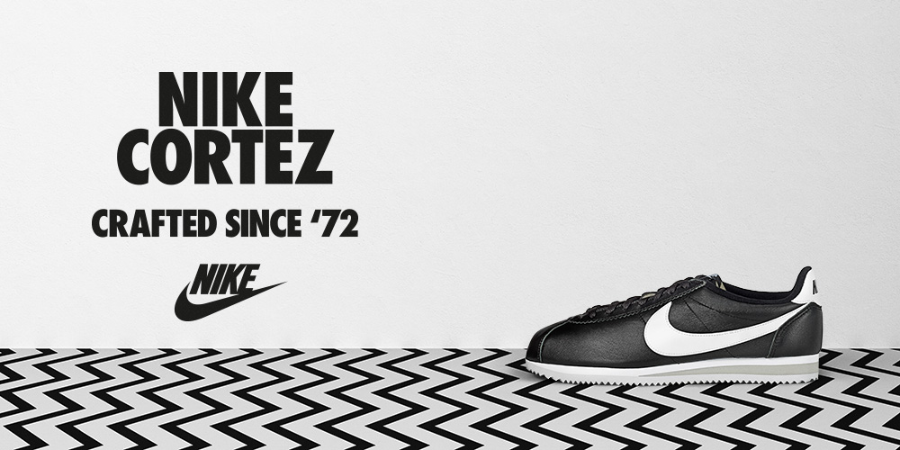 Nike Cortez: The First with the Swoosh
