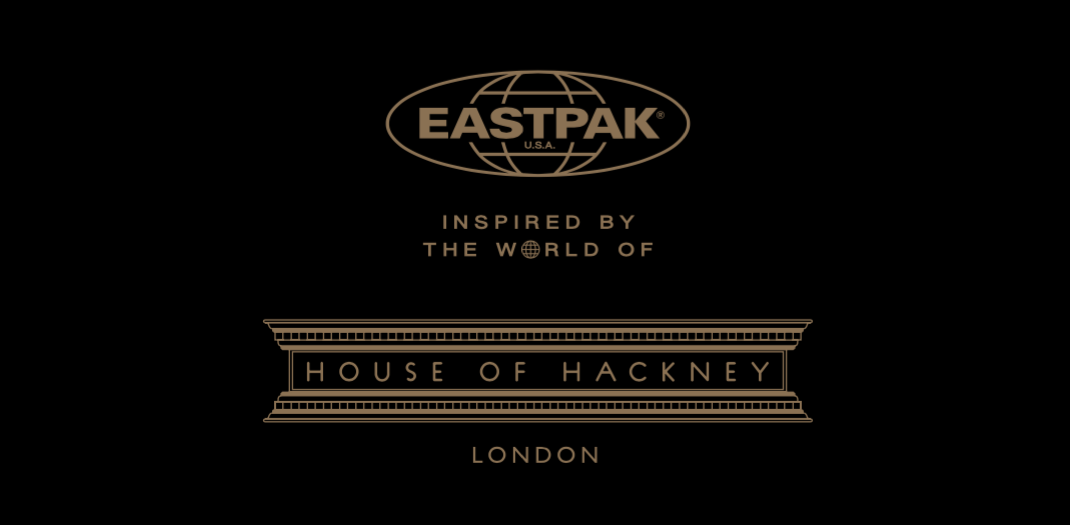 Eastpak x House of Hackney Collection.