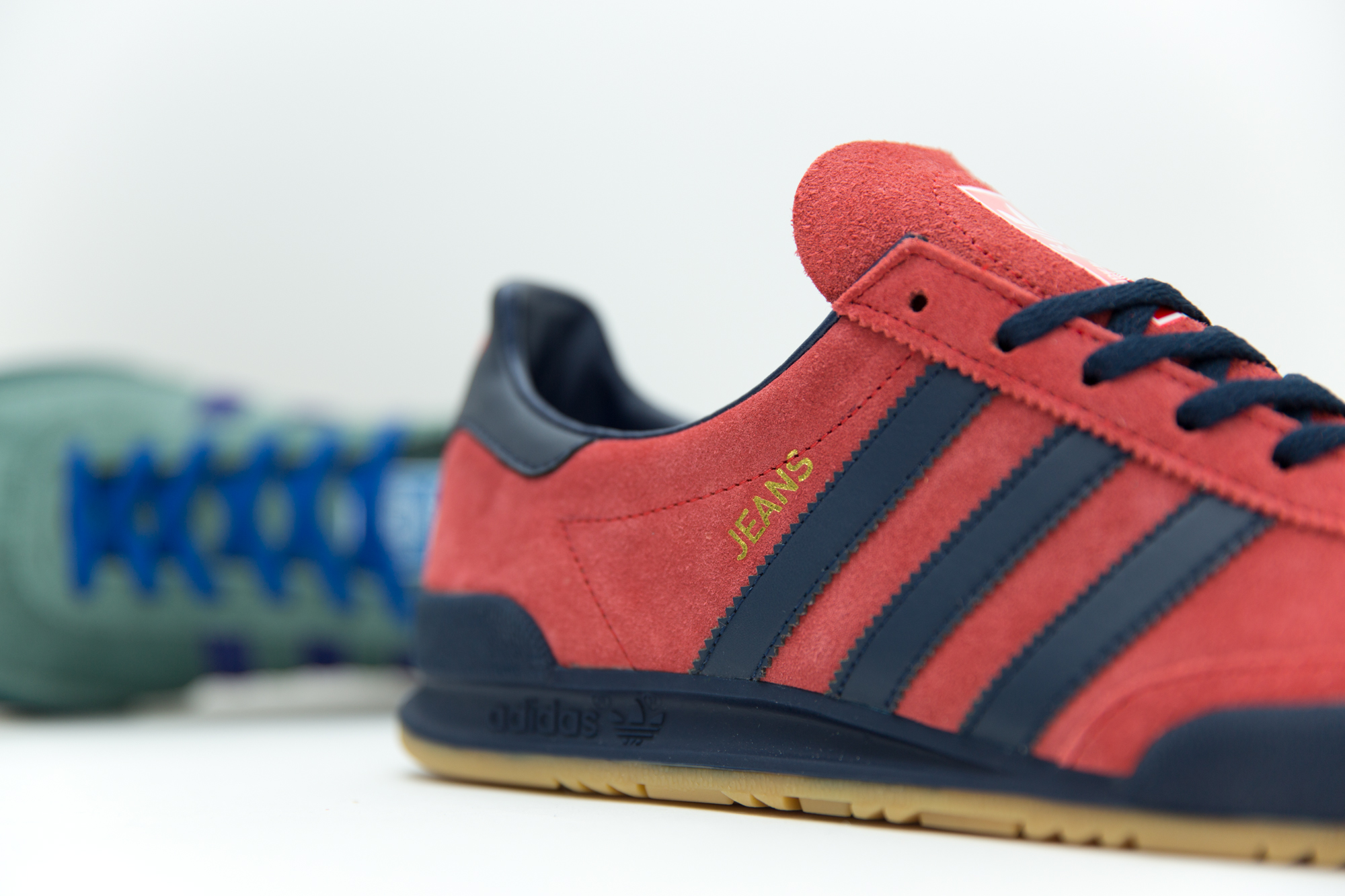 The adidas Originals Jeans are back.