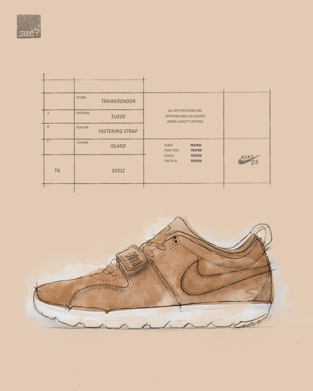 Nike SB Trainerendor PRM.
