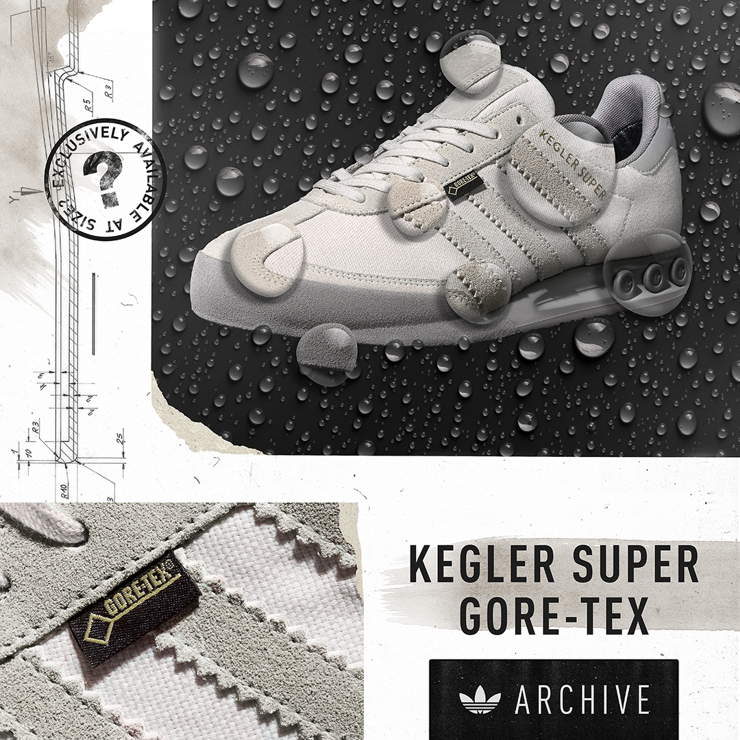 adidas Originals Archive Kegler Super GORE-TEX – size? Exclusive