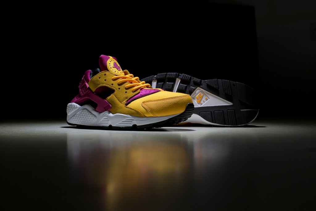 From the archive: The size? Air Huarache's