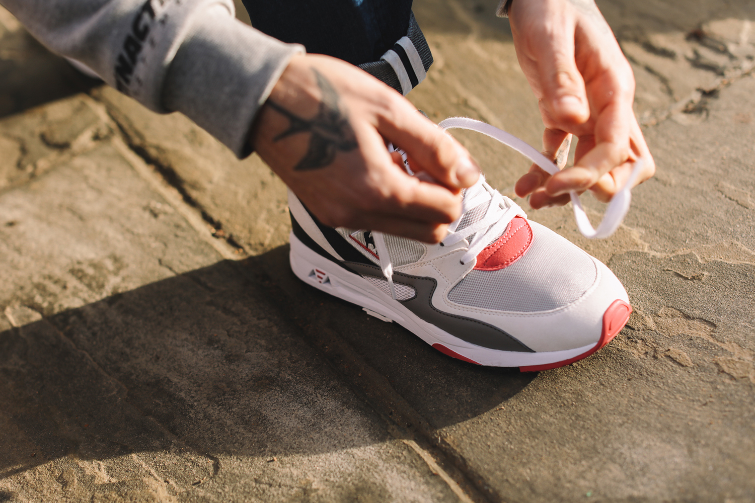 Le Coq Sportif 25th Anniversary Dynactif Collection