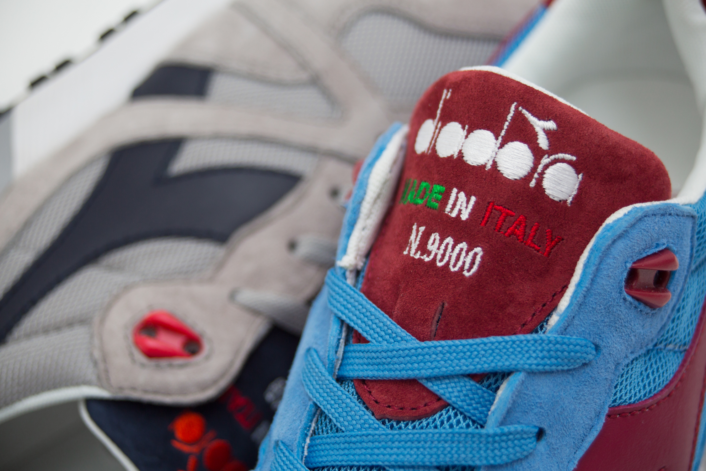 Diadora N9000 – Made in Italy