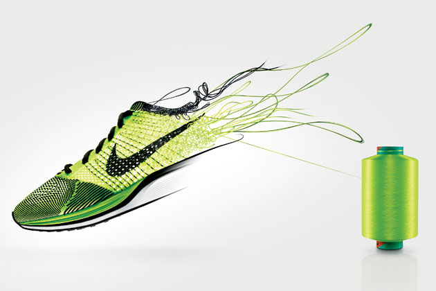 A Brief History: Flyknit Technology