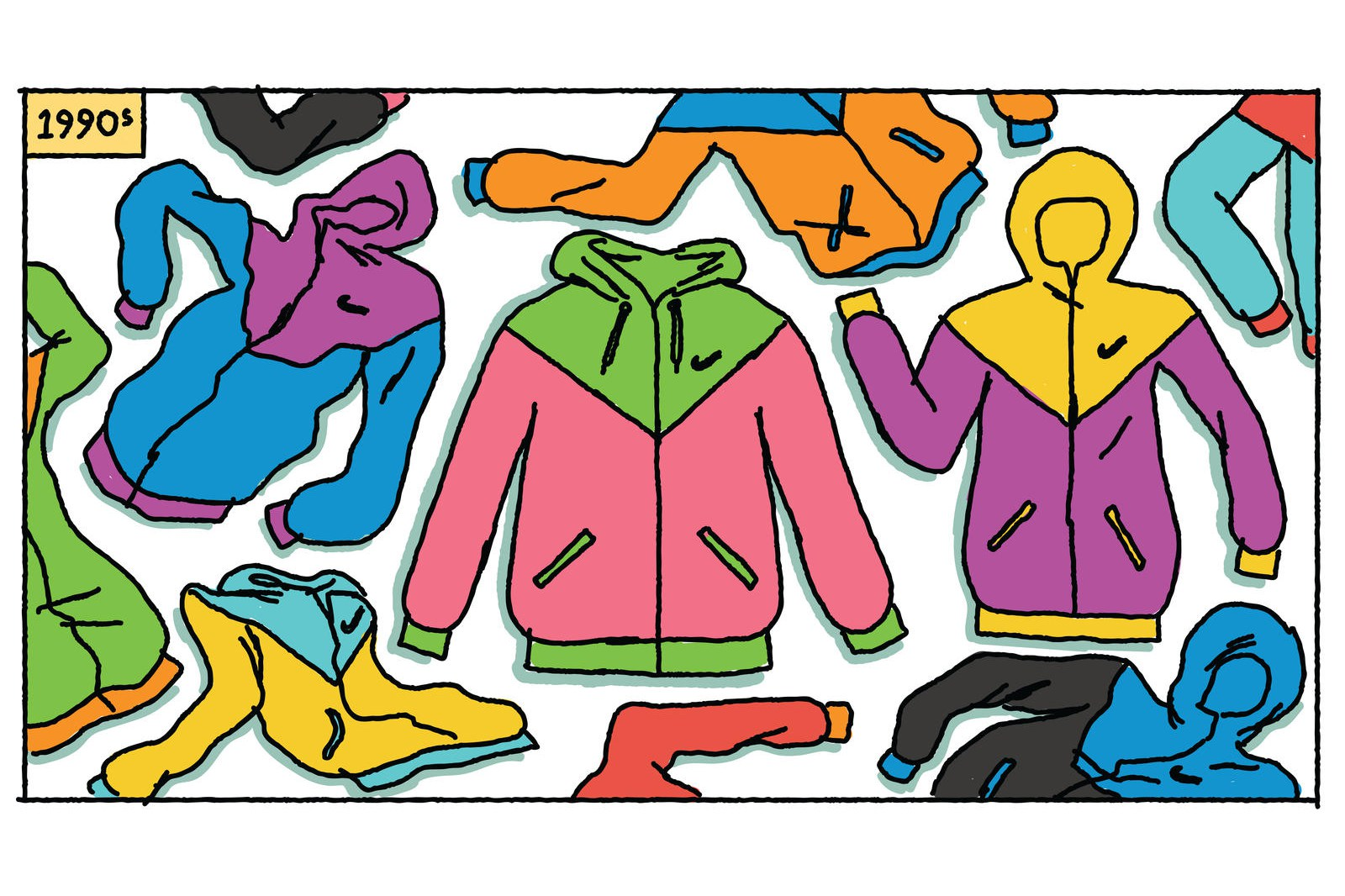 The Nike Windrunner – A Visual History