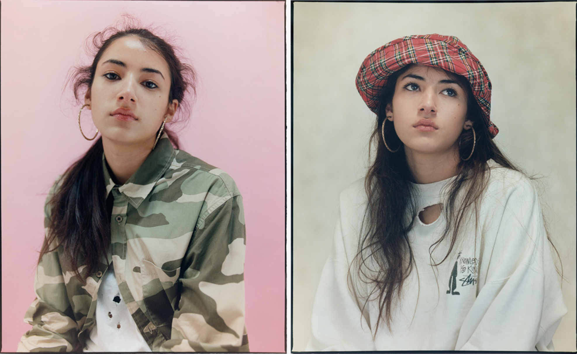 A Visual Relationship: Stüssy & Tyrone Lebon