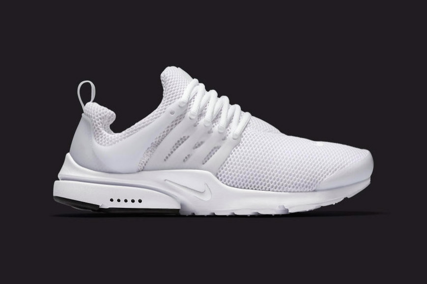 Nike Air Presto White/Black