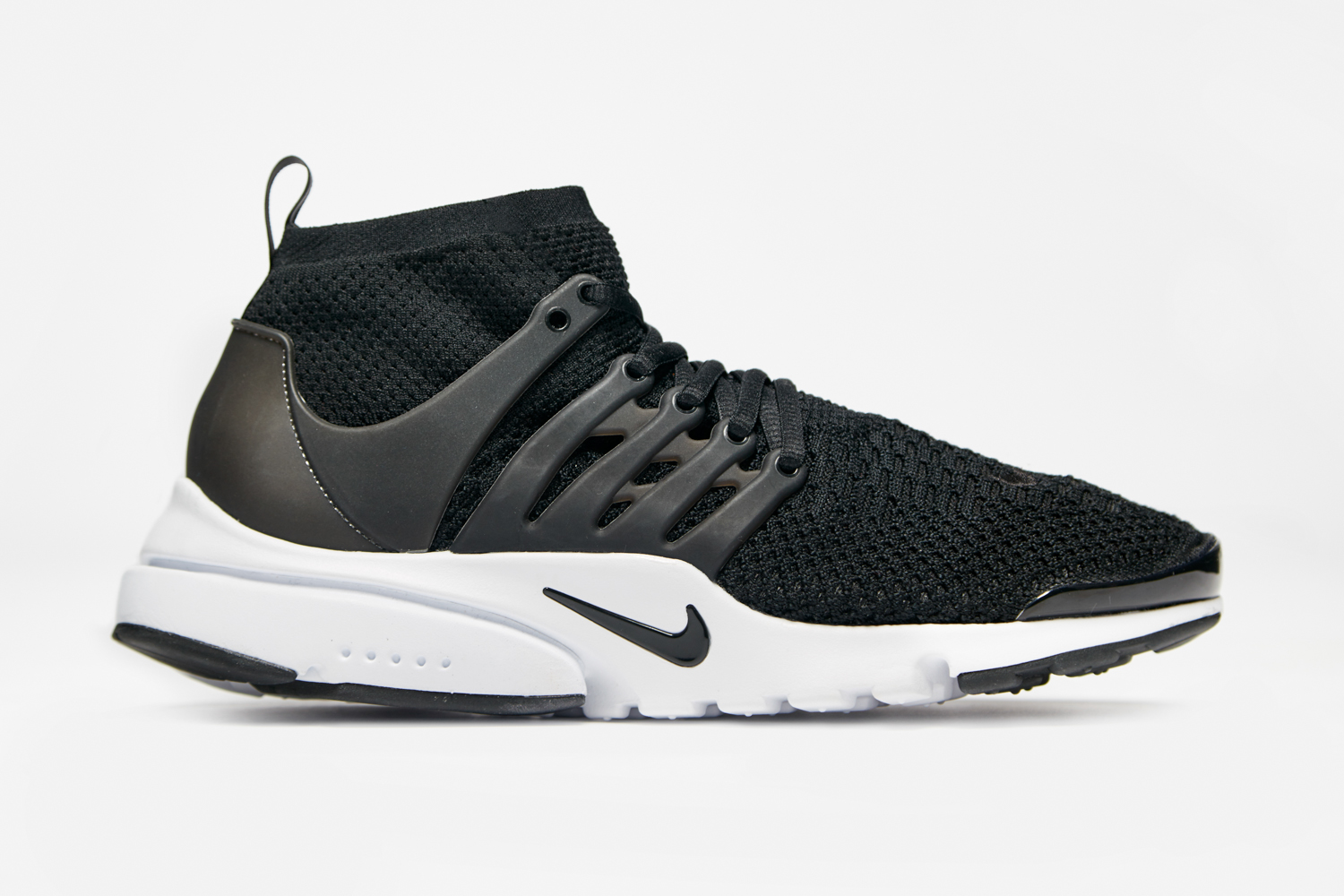 Nike Air Presto Ultra Flyknit Black