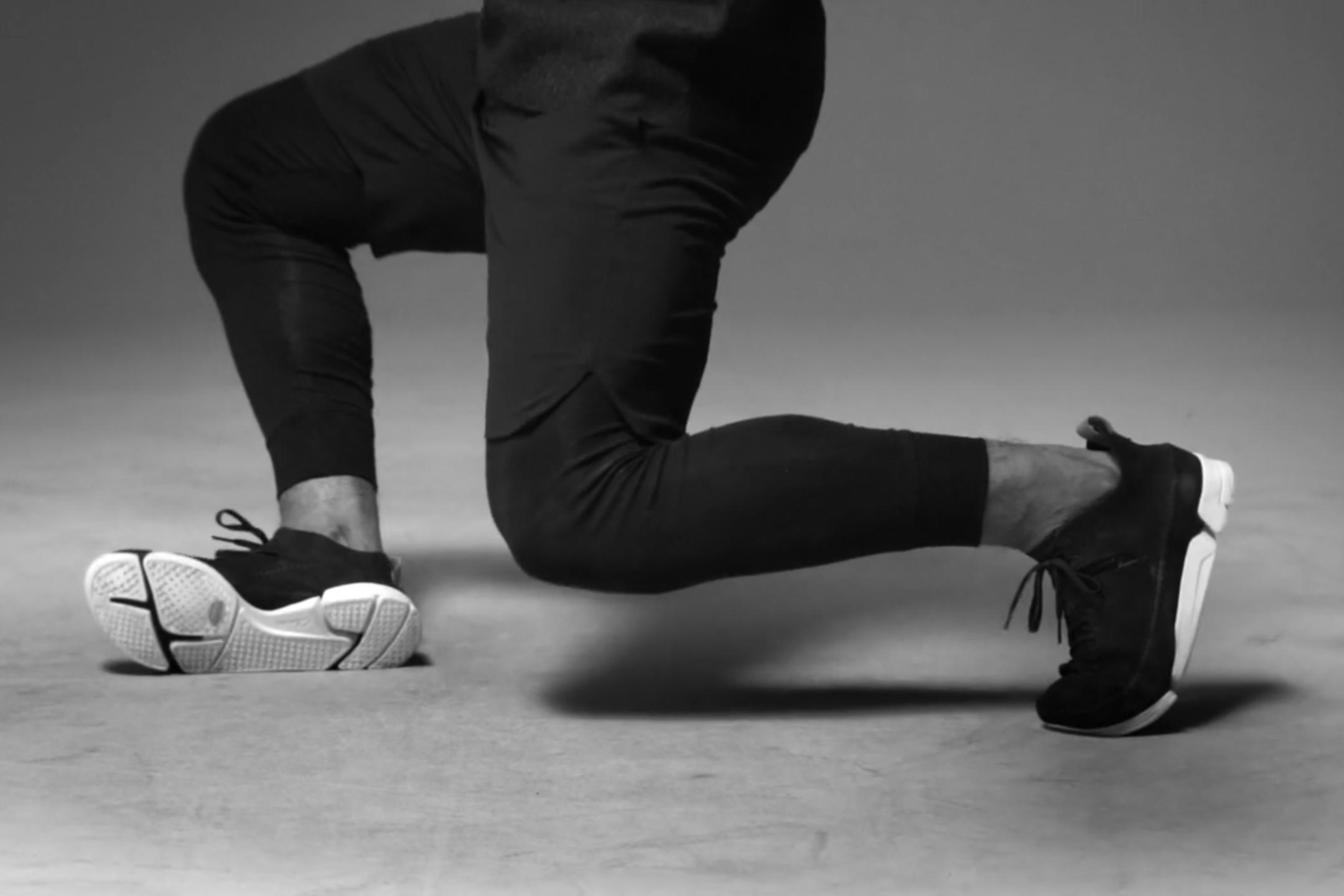 Expressive Dance in the Clarks Trigenic Flex