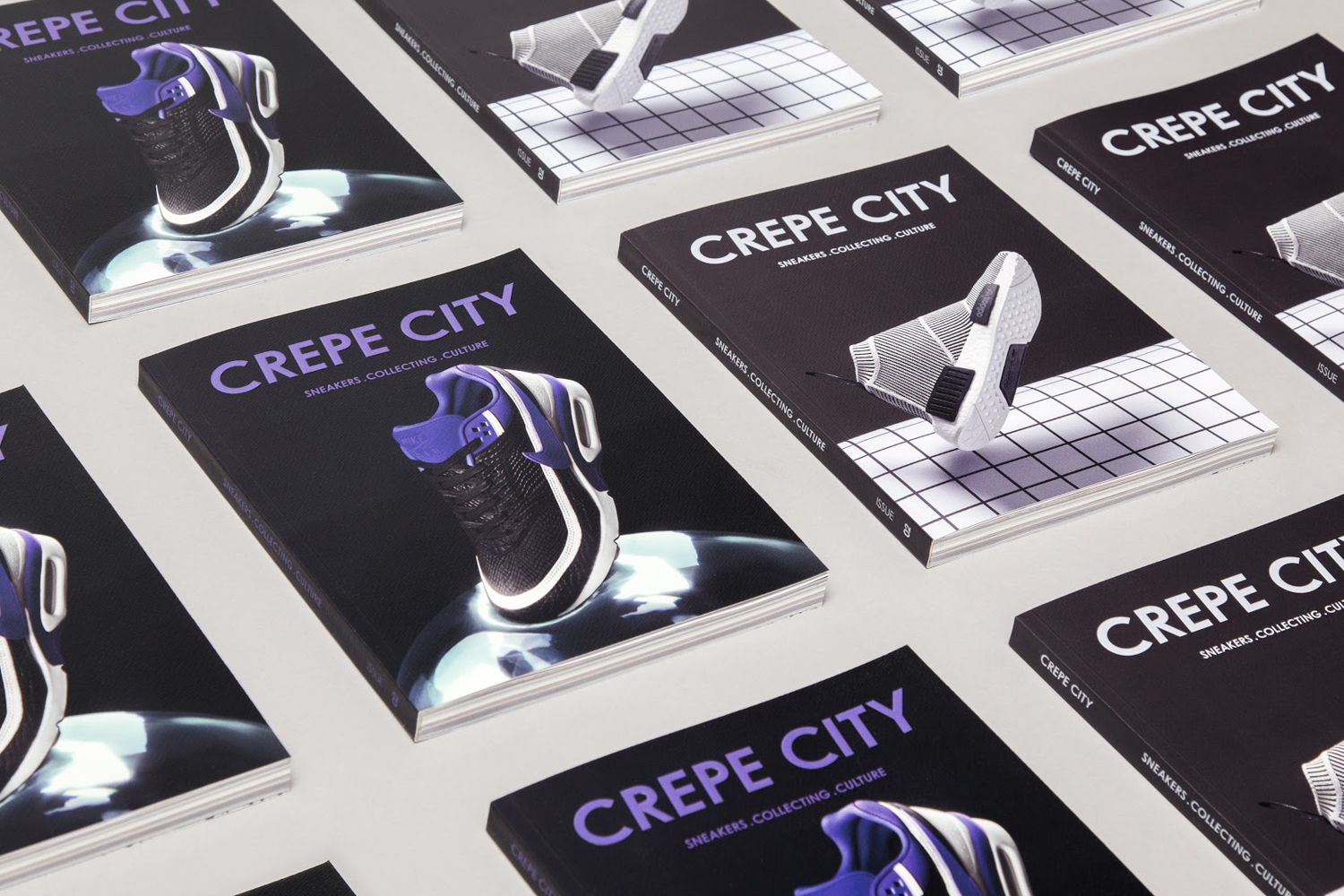 Crepe City Magazine – Issue 2