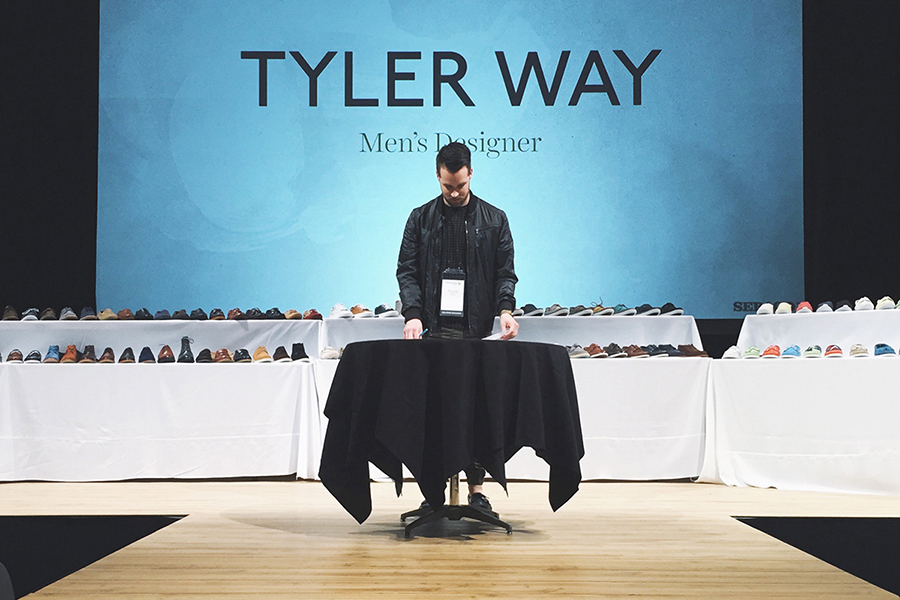 5 Minutes with Tyler Way of Sebago