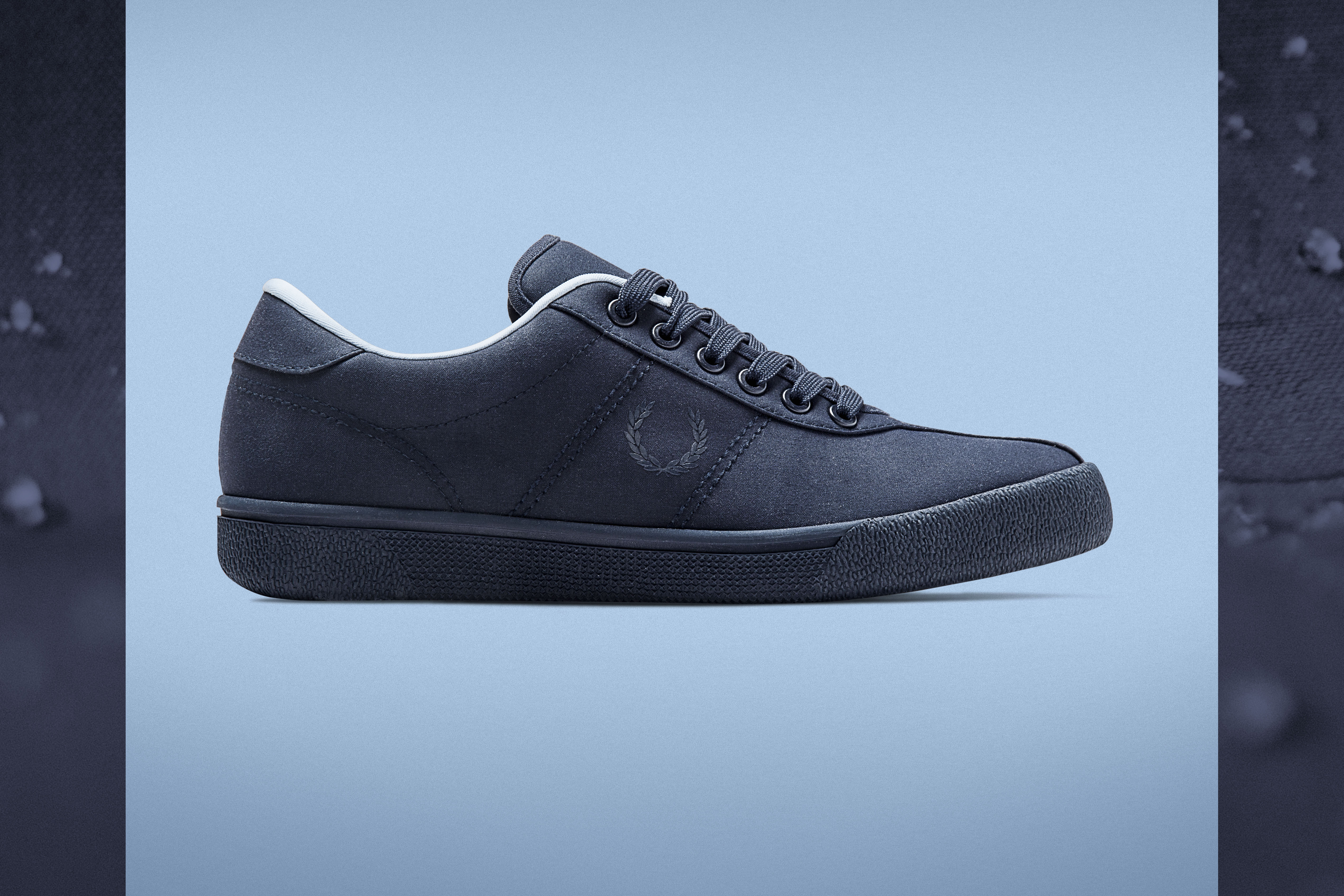Fred Perry 'Rain Stops Play' pack