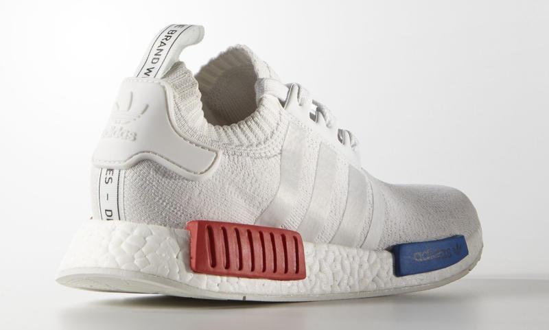 Adidas Originals Nmd White