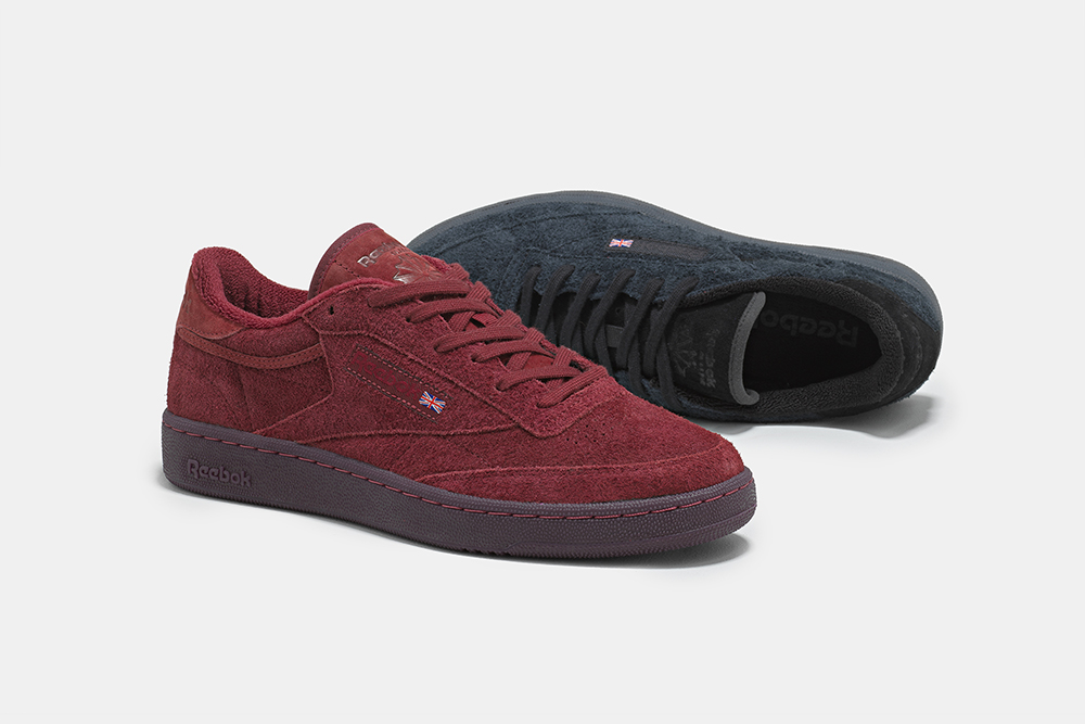 Reebok Club C 'Teasle Suede' – size? Exclusive