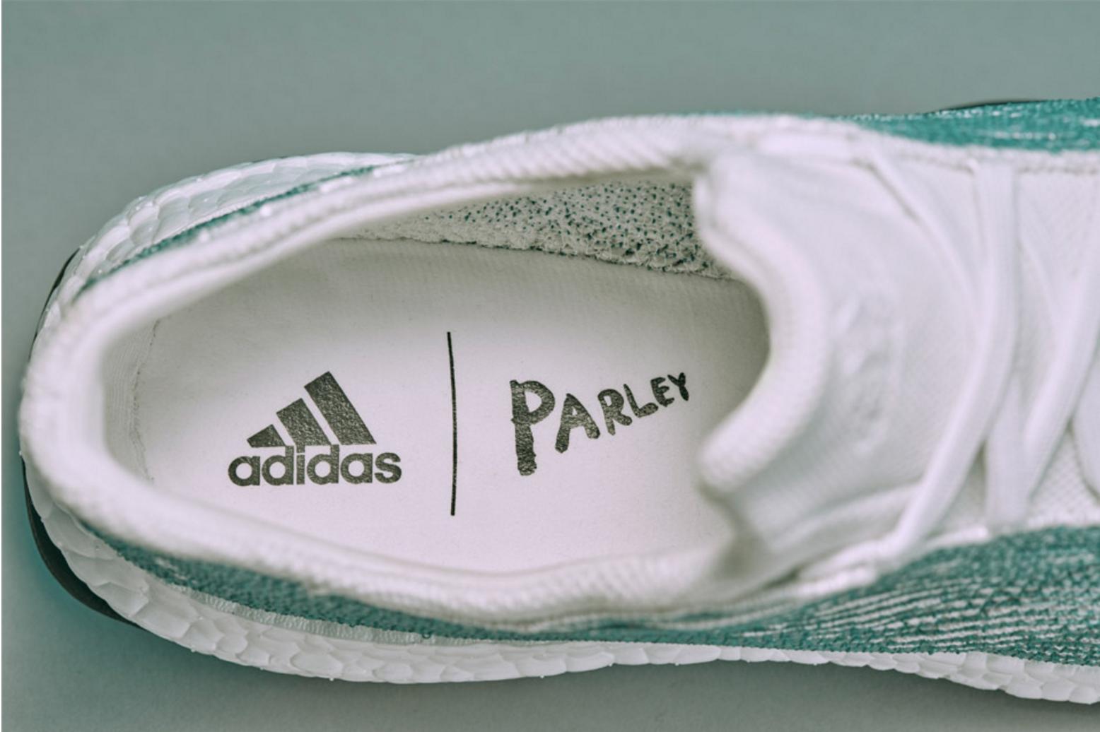 Adidas x parley per gli oceani taglia?blog