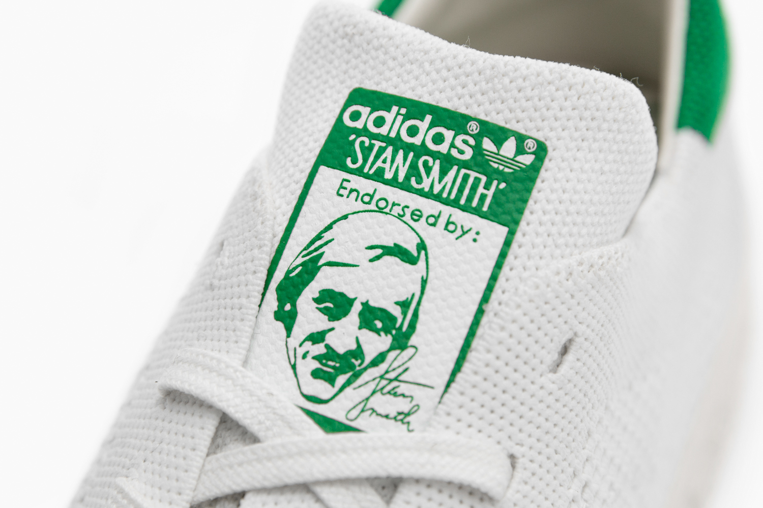 adidas stan smith endorsed by