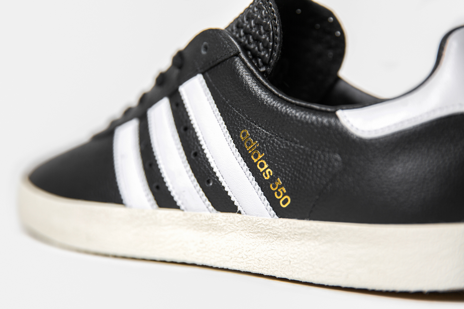 adidas 350 originals black
