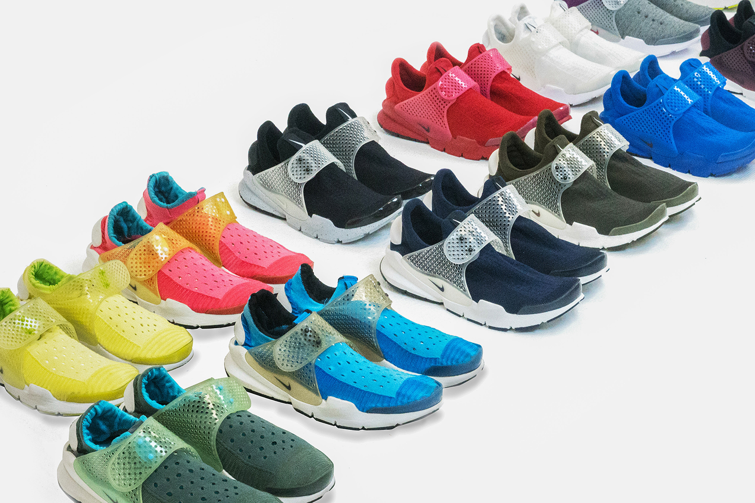 The Story Behind the Nike Sock Dart