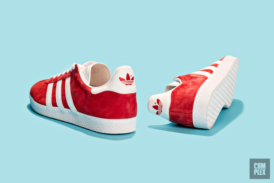 The History of the adidas Originals Gazelle by Gary Warnett – Reblog via COMPLEX