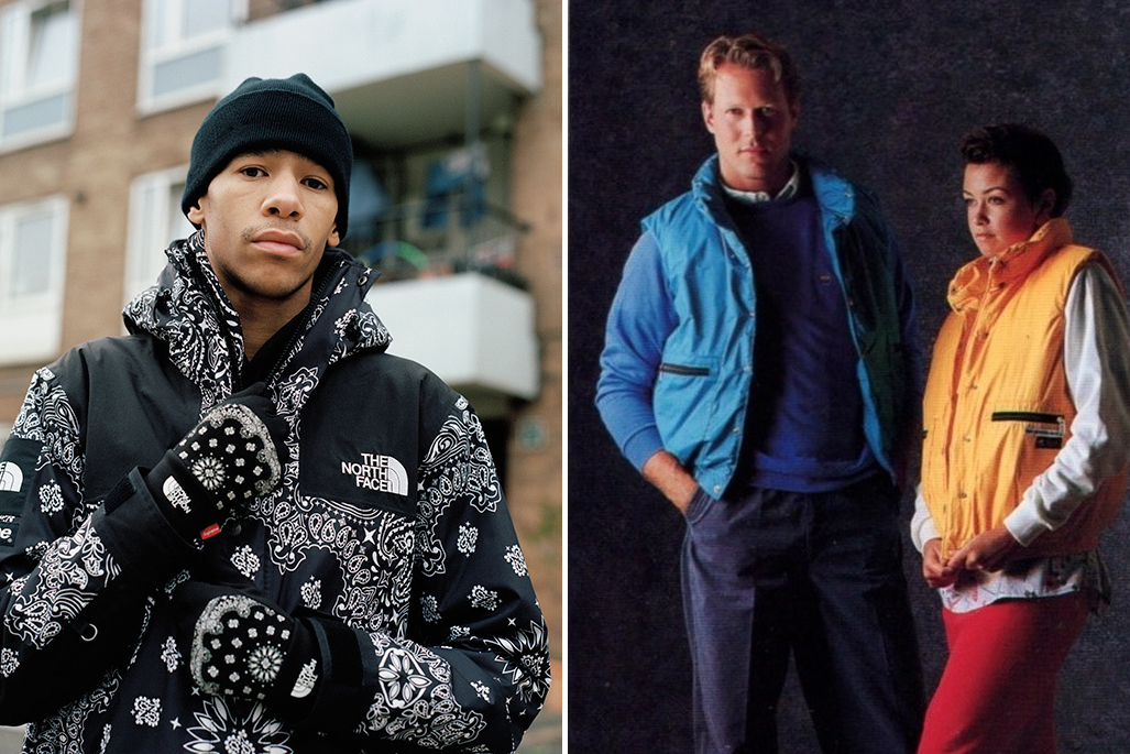How exactly did The North Face become cool? Reblog Via Dazed