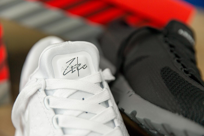 Nike Air Max Zero – White/White & Black/Grey