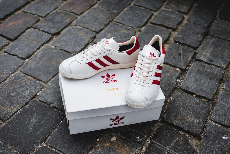 ¿Adidas Originals Gazelle GTX 'City pack' tamaño?Blog