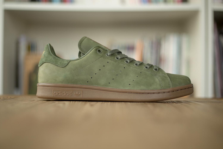 Adidas Stan Smith trikalain historia verde oscuro