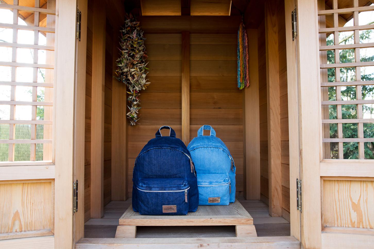 Eastpak Japanese Denim Pack