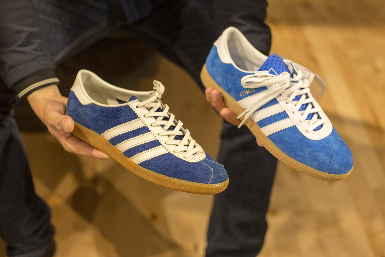 adidas Originals Athen Launch Event – size? Manchester