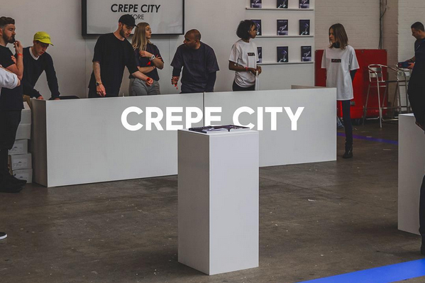 size? at Crepe City – Saturday 22nd October