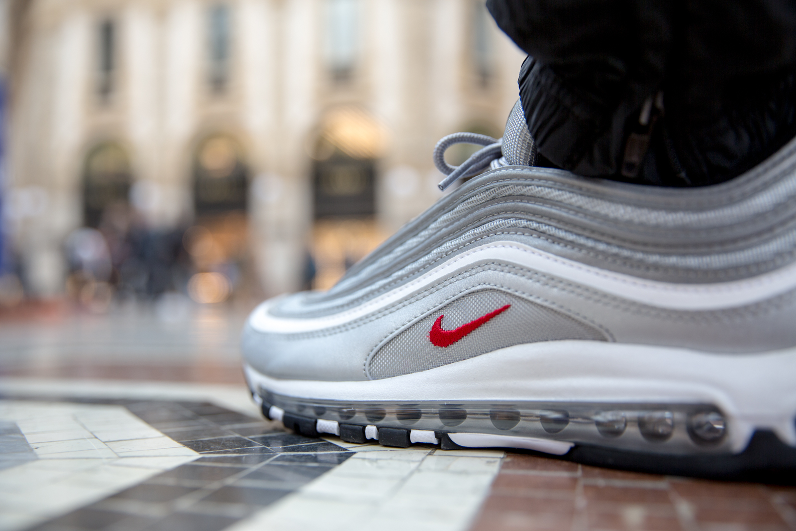 Nike Air Max 97 – size? Milan Launch Details