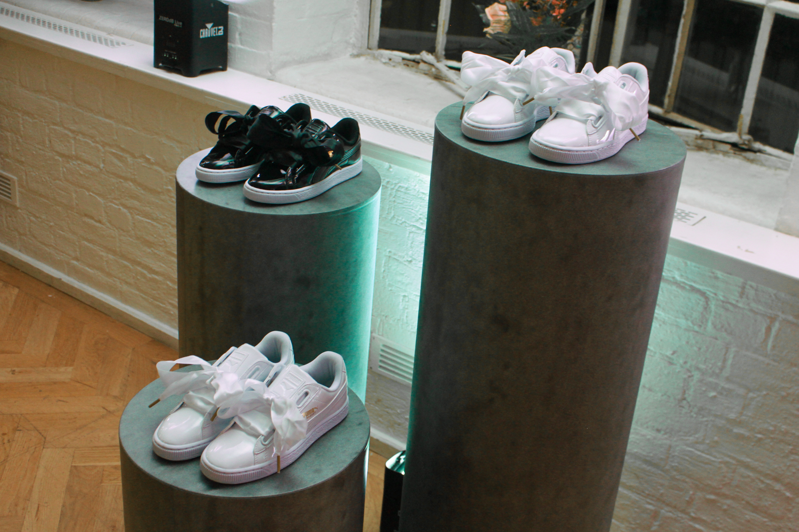 PUMA Basket Heart Launch Event Recap