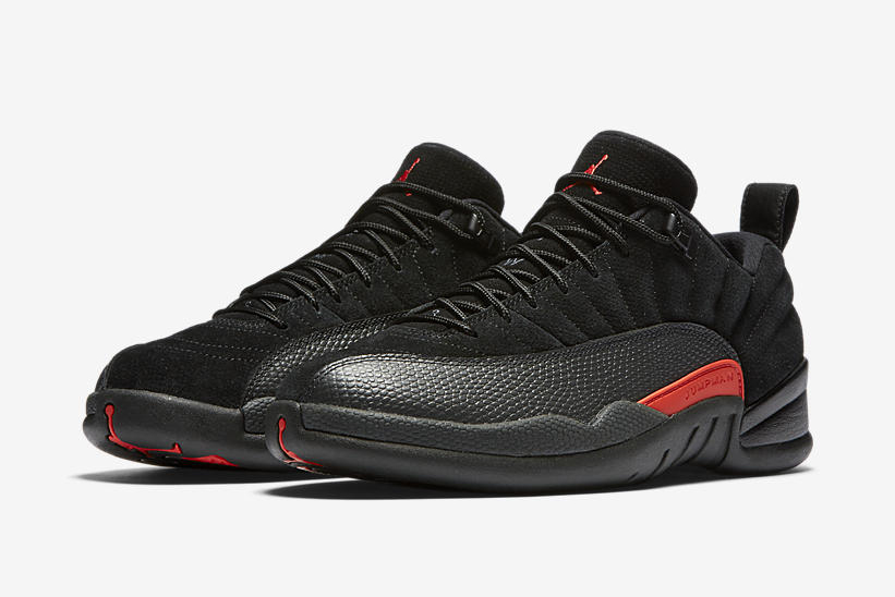 Air Jordan XII Low – Max Orange
