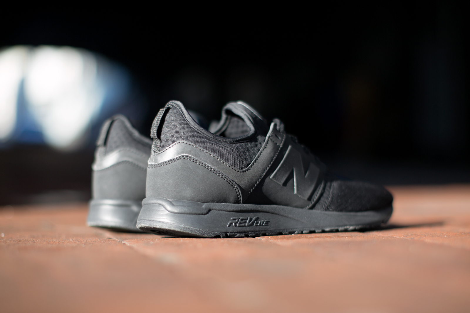 new balance 247 material
