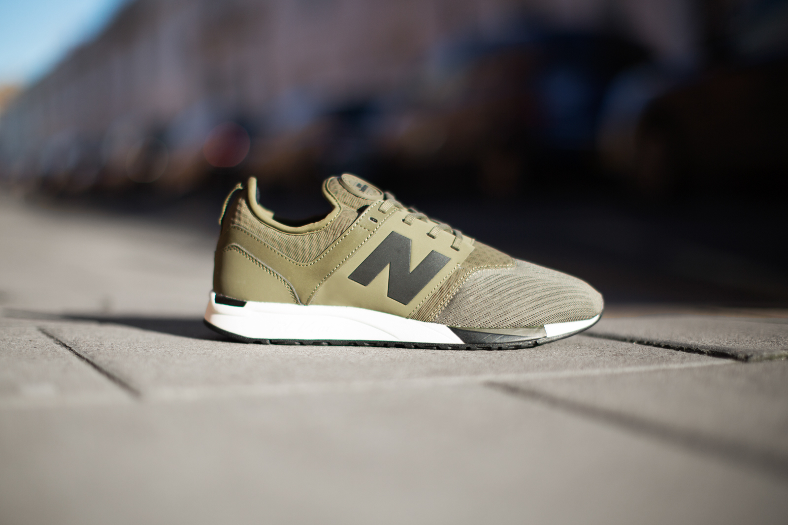 New Balance 247 Luxe Svart Uk rMF4ZUo7g