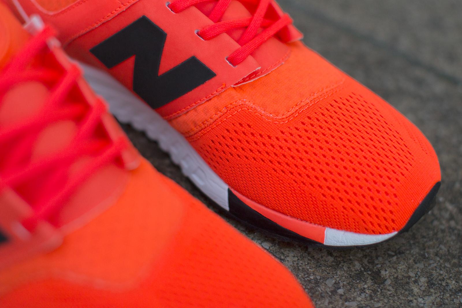 New Balance 247 Sport-pakke Svart KJUU0UNL5