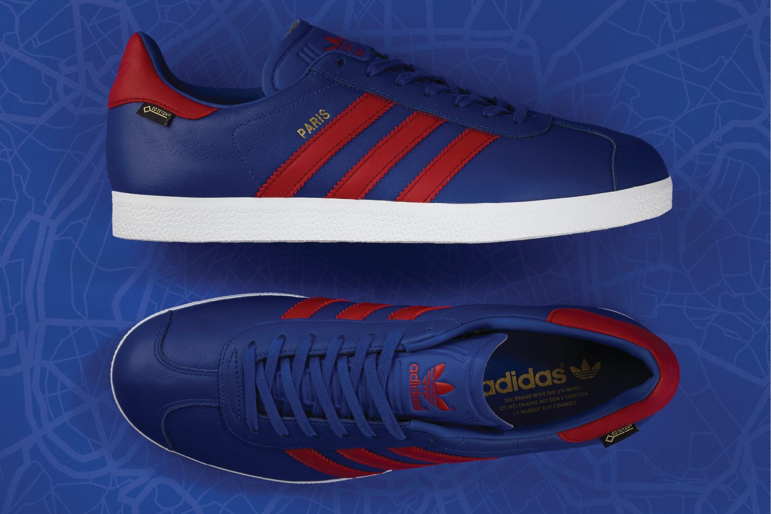 adidas Originals Gazelle GTX 'Paris' – size? Exclusive