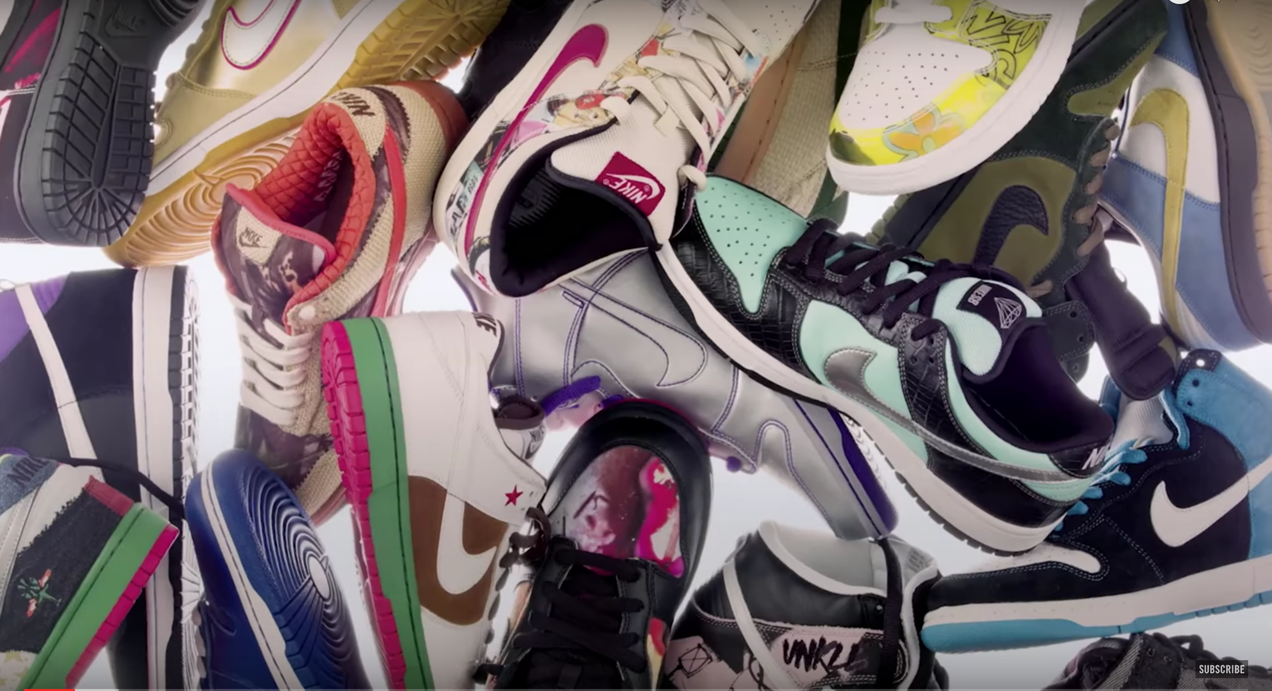 Fifteen Years of the Nike SB Dunk with Vice Sports
