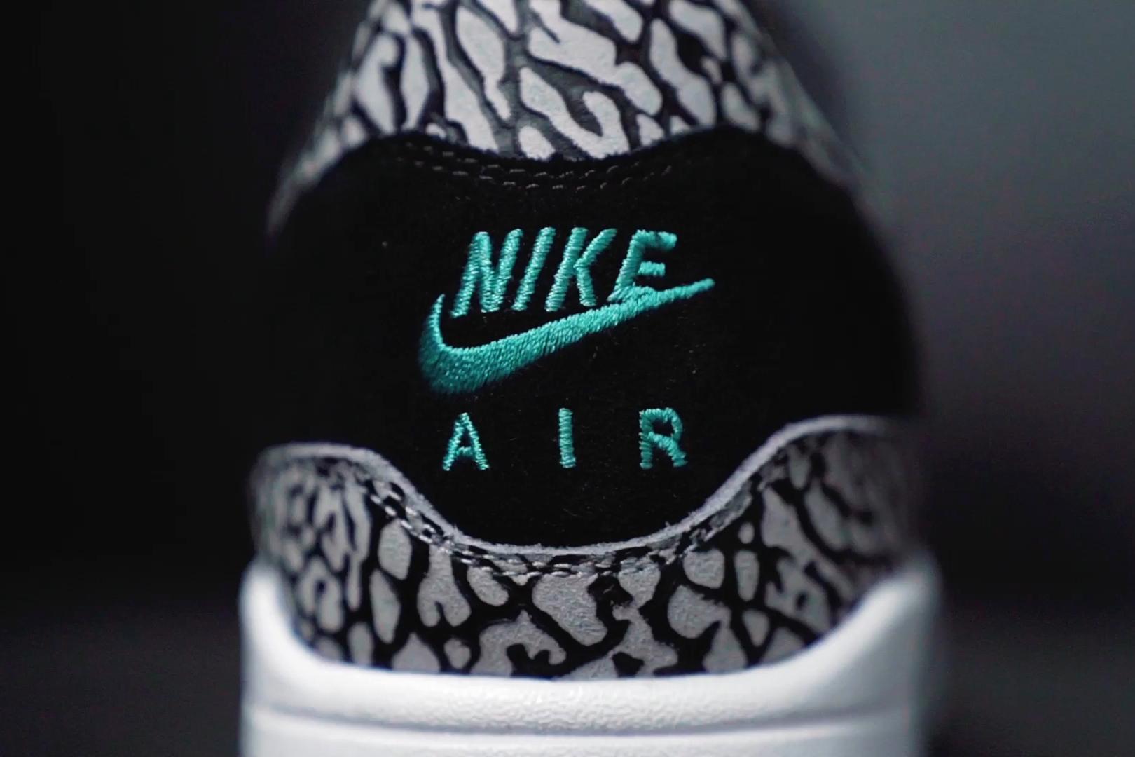 Atmos x Nike Air Max 1 'Elephant Print'