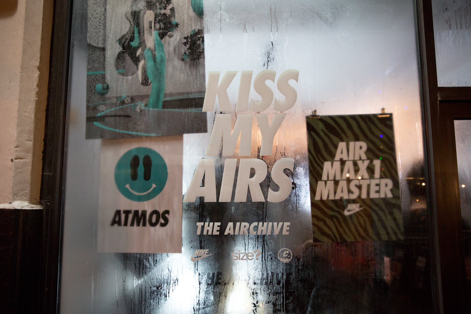 size? & Nike present the Airchive at Crepe City – Event Recap